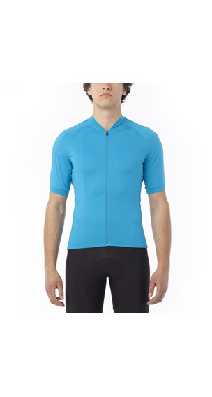 Giro Ride LT Jersey Men blue jewel